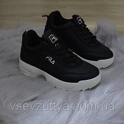 Кросівки чорні  жіночі. Тільки 36,37,38,39,40,41 розмір!