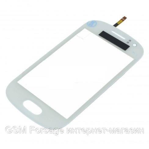 Тачскрин Samsung Galaxy Music S6010 / S6012 White