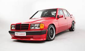 Mercedes Benz 190 (W201) (1986 - 1993)