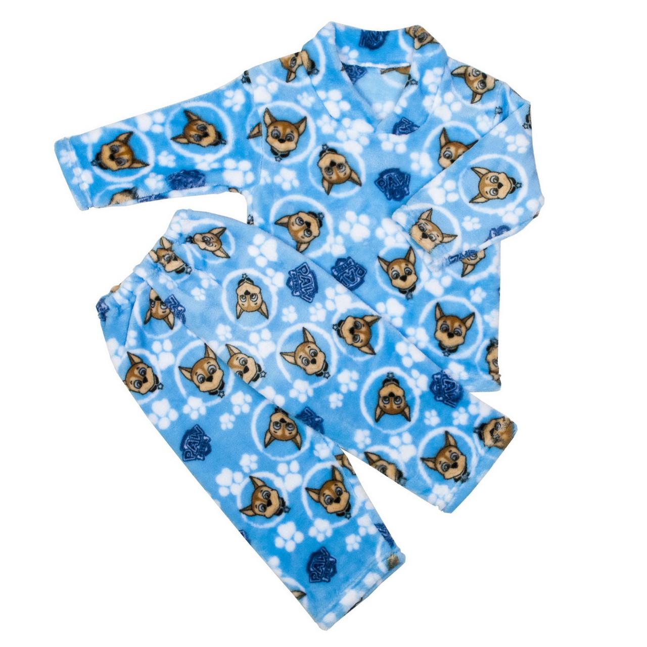 Пижама махра для мальчиков щенячий патруль