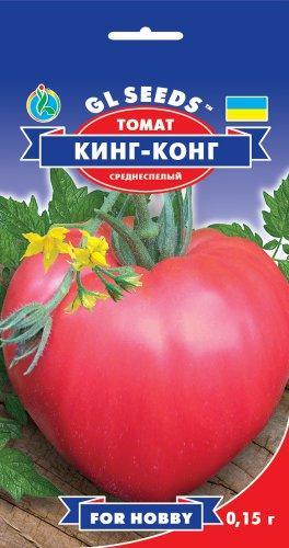 Томат Кинг-Конг, пакет 0.15 г - Семена томатов