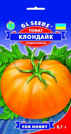 Томат Клондайк, пакет 0,1г - Семена томатов, фото 2