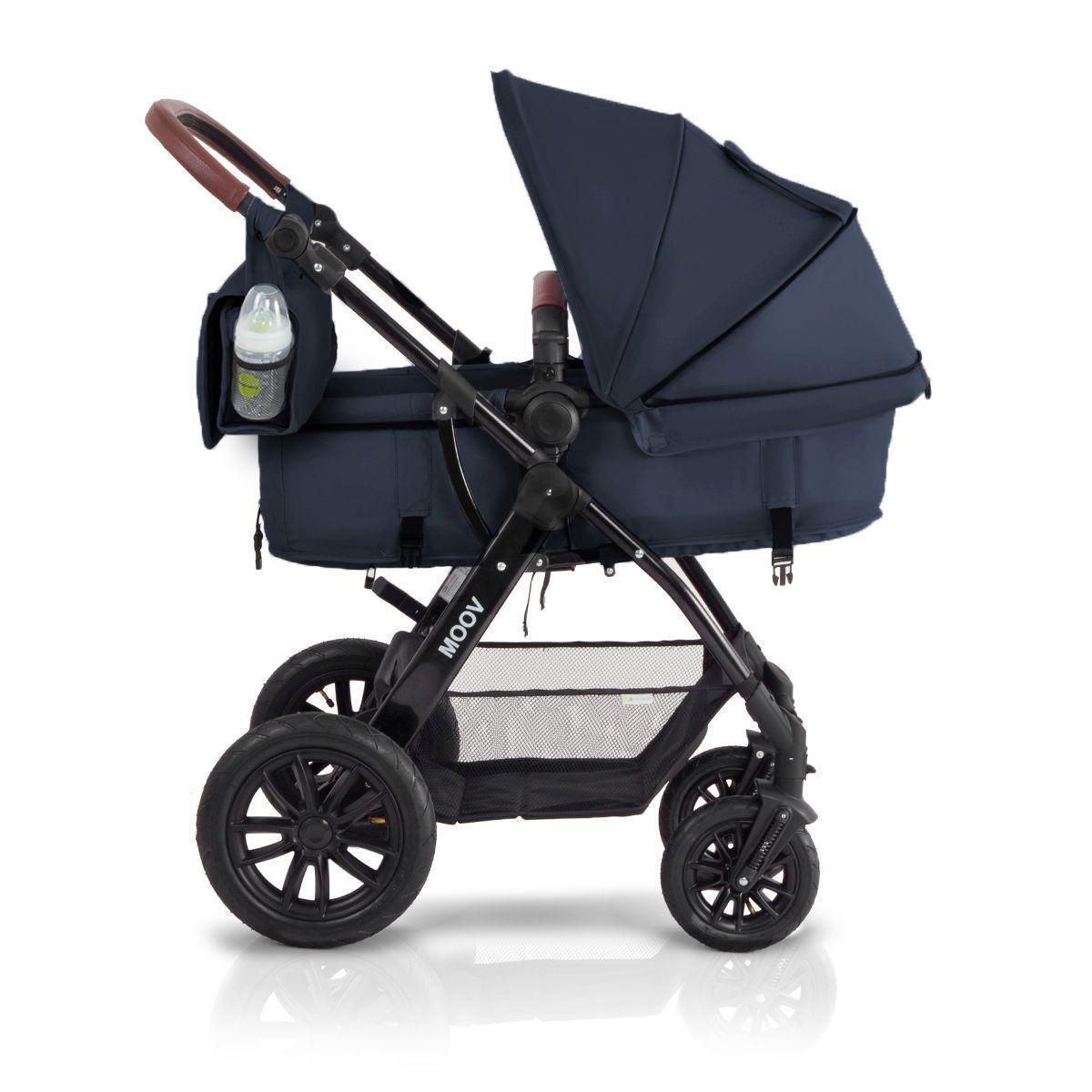 Детская коляска Kinderkraft Moov 2 в 1 2018 года