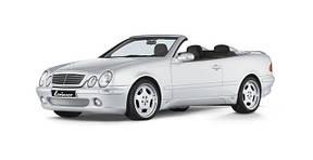 Mercedes Benz CLK Кабрио (A208) (1998 - 2002)