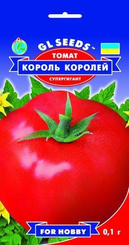 Томат Король королей, пакет 0,1г - Семена томатов