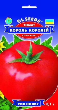 Томат Король королей, пакет 0,1г - Семена томатов, фото 2