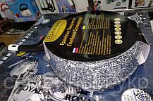 Сковорода глубокая с крышкой гранитная EDENBERG EB-3323 (24 см, 3 л), фото 2