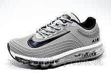 Кроссовки унисекс в стиле Nike Air Max 2019 KPU Gray\Серые, фото 3