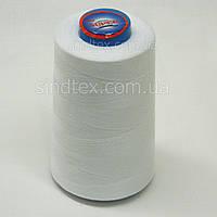Нитки Super швейные белые 40/2 4000ярдов