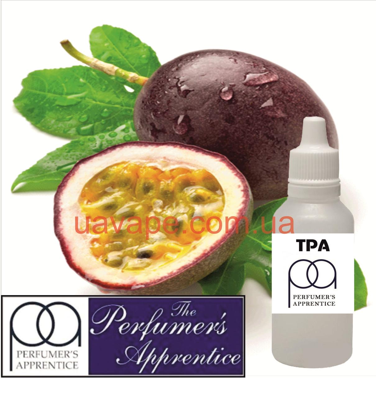 Ароматизатор TPA - Passion Fruit Flavor  Маракуйя ТПА, 10 мл