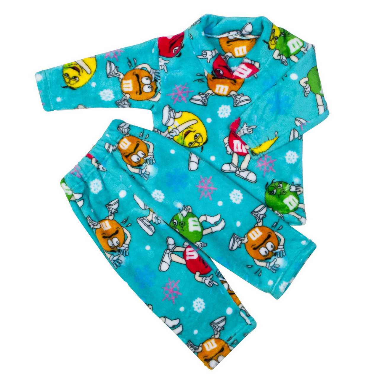 Пижама махра для мальчиков m&d бирюзовая