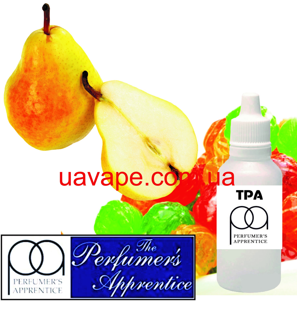 Ароматизатор TPA - Pear Candy Flavor Груша ТПА ароматизатор, 5 мл