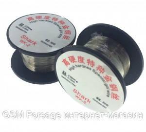 Струна сепараторная для разделения дисплейных модулей 100 m (0.1 mm) (6.6 g)