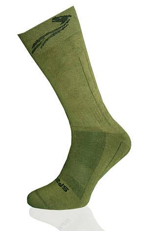 Носки трекинговые термоактивные SPAIO Survival Cotton, фото 2