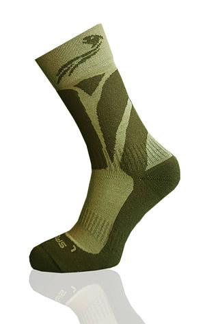 Носки трекинговые термоактивные SPAIO Survival Merino, фото 2