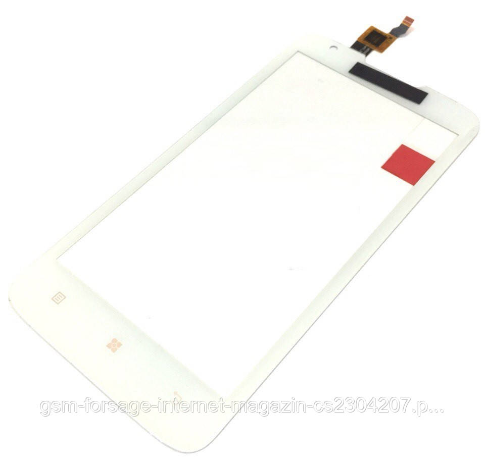 Тачскрин Lenovo A680 White с 3G камерой