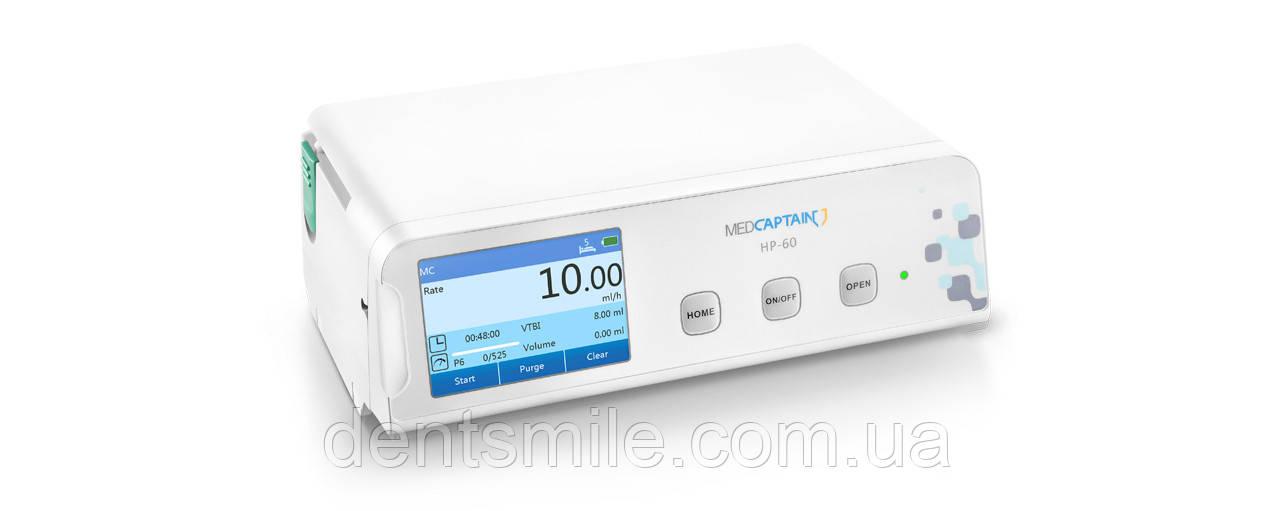 Инфузионный насос HP-60, MedCaptain (Китай)
