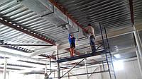 Монтаж систем вентиляції та повітряного опалення, фото 1
