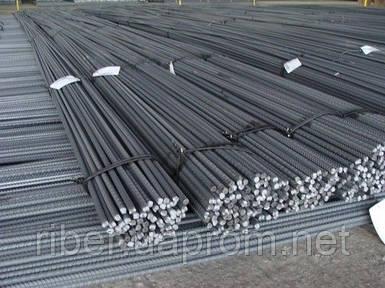 Стальная арматура диаметр 12 мм цена за тонну  длинна от 2,5 до 3 метров
