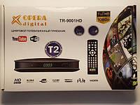 Приставка Т2 ТЮНЕР 220 v и 12v OPERA DIGITAL TR - 9001 HD