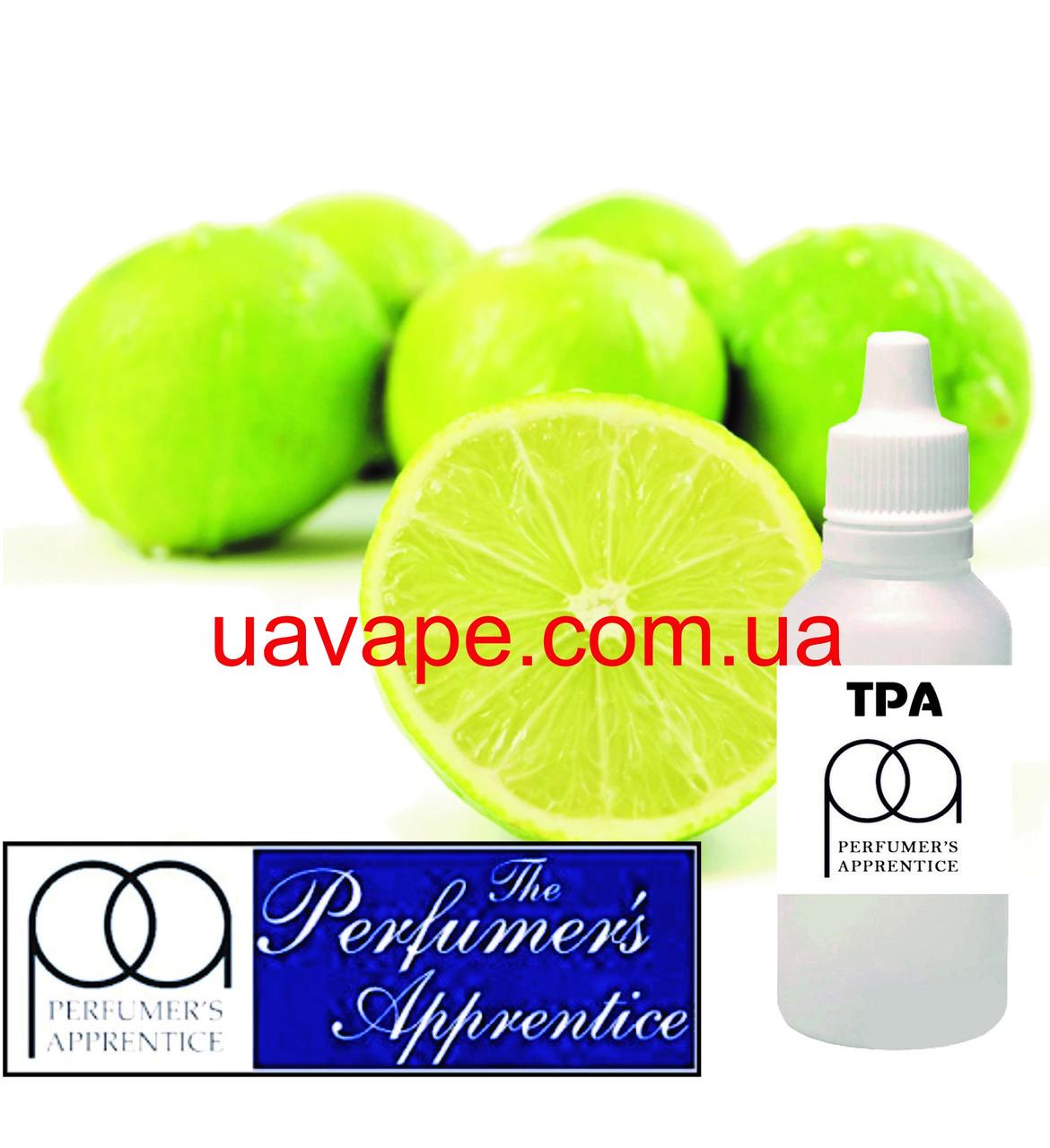 Ароматизатор TPA Key Lime Flavor ТПА Лайм мексиканский, 5 мл