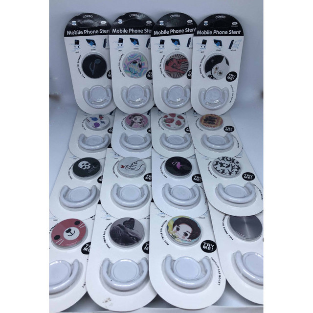 POPSOCKETS With clip