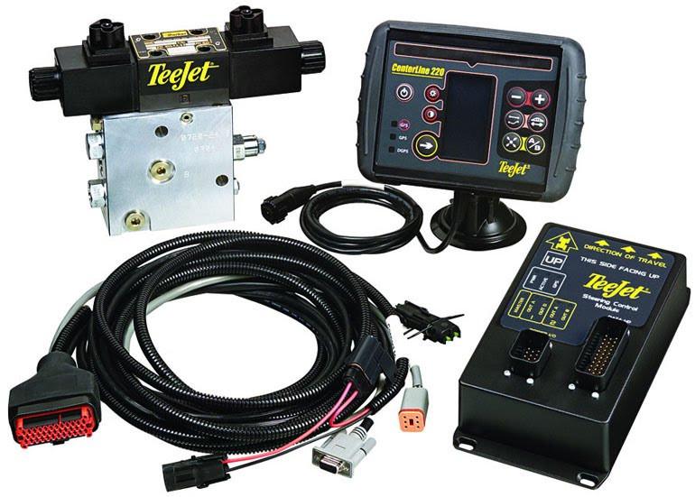 Система паралельного водіння (курсовказівник) TeeJet FieldPilot (США)