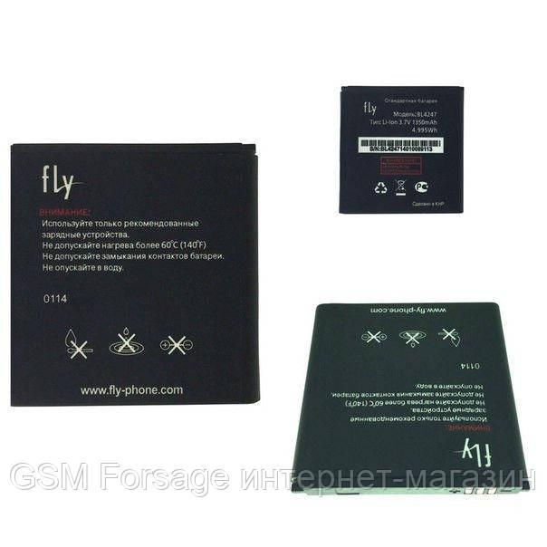 Аккумулятор Fly BL4247 (1350 mAh) IQ442 Miracle