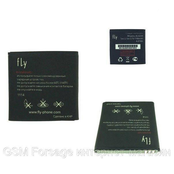 Аккумулятор Fly BL4249 (1100mAh) E157