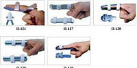 Шины фиксирующие (палец) П-121, П-127, П-128, П-129, П-130