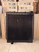 Радиатор охлаждения КАМАЗ 5320 4-х рядный медный Иран