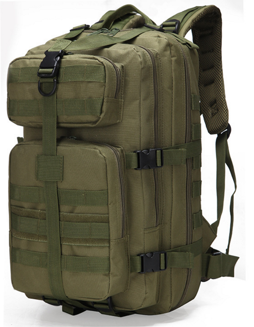 Тактичний, міської, штурмової,військовий рюкзак ForTactic на 30-35литров Хакі