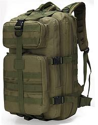 Тактический, городской, штурмовой,военный рюкзак ForTactic на 30-35литров Хаки
