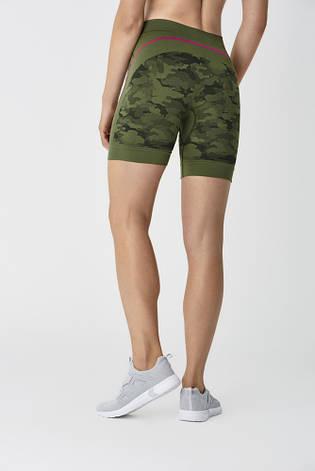 Термобелье, шорты женские SPAIO Inforce Camouflage, фото 2