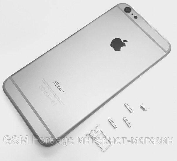 Крышка задняя iPhone 6 Plus  (5,5'') Gray