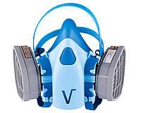 Респиратор VITA Химик-2 (байонетное крепление под фильтр) с двумя  химическими фильтрами 63b83cd39fd9f