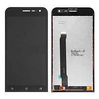 Дисплей Asus ZenFone 2 (ZE500cl) complete with touch Black