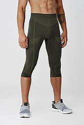 Термобелье, штаны 3/4 мужские SPAIO Survival W03
