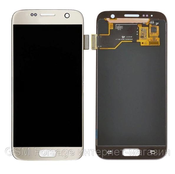 Дисплей Samsung Galaxy S7 G930 Original 100% (Service Pack) Silver