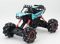 Радіокерована іграшка YEARIO TOY Drift Climbing King іграшковий джип на р/к 1:12 Синій (SUN3173)