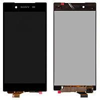 Дисплей Sony Xperia Z5 Dual E6683 Black complete