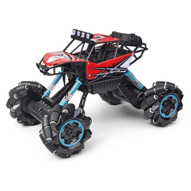 Радіокерована іграшка YEARIO TOY Drift Climbing King іграшковий джип на р/к 1:12 Червоний (SUN3174)