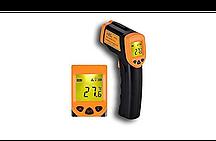Термометр бесконтактный инфракрасный (пирометр) AR360A+
