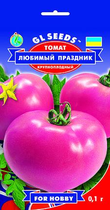 Томат Любимый праздник, пакет 0,1г - Семена томатов, фото 2