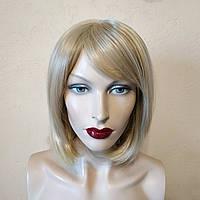 Парик светлые волосы Карэ
