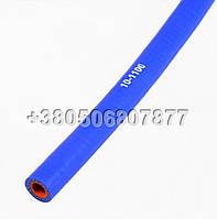 Патрубок силиконовый прямой d10 L1100 (3 слоя 3мм)