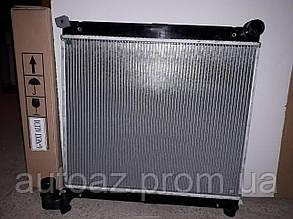 Радиатор охлаждения Газель NEXT ал Иран алюминиевый