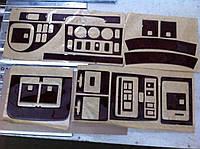 Декор салона под дерево Mercedes-Benz Vito 638k 1996-1999