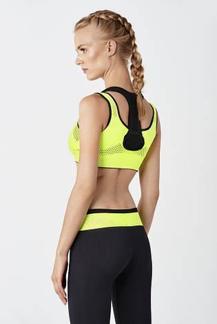 Топ для фитнеса женский SPAIO Inforce Net, фото 2