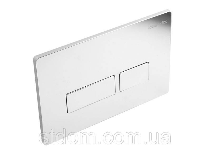 Клавиша для инсталляции Idevit 53-01-04-032 хром